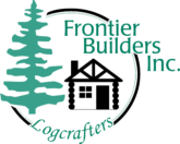 Frontier Builders, FBI Log Homes, Frontier Log Homes, Custom Log House, Custom Log Home, Dream Home