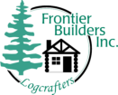 Frontier Builders, FBI Log Homes, Frontier Log Homes, Custom Log House, Custom Log Home Land O Lakes, WI