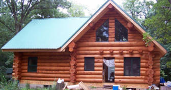 Give us a call to inspect your log home or your prospective log home!