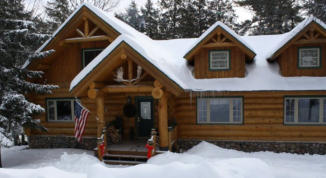 There are many common problems with log homes and we know exactly what to look for.